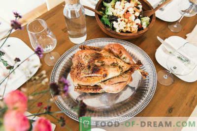 14 modi per cuocere il pollo intero in forno con una crosta croccante e dorata, una selezione delle migliori ricette