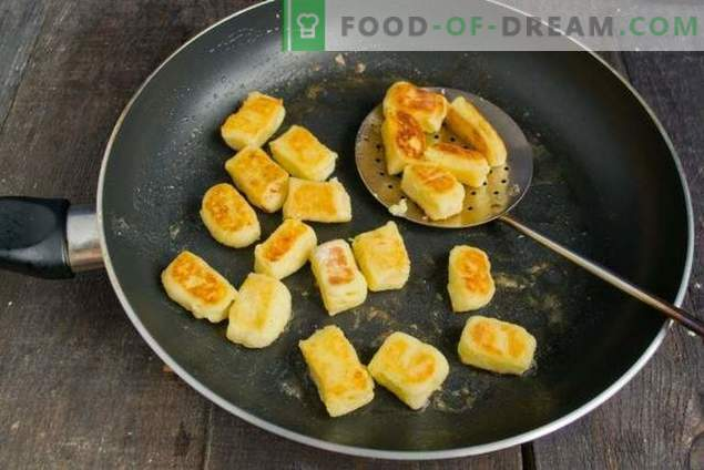 Švilpikai - Litovski štruklji iz krompirja
