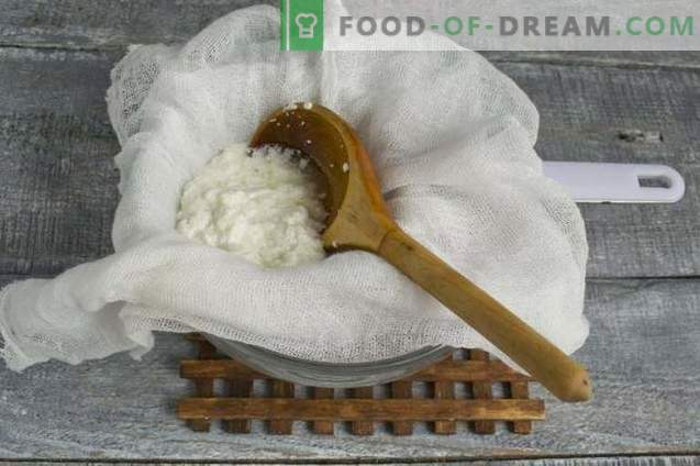 Domači kefir in mlečni sir