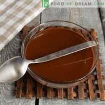 Domači tartufi s temnim čokoladom
