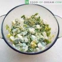 Salata divjega česna