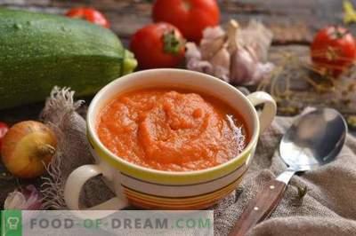 Tomatencremesuppe für Weight Watchers