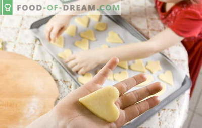 How to make cookies at home: quick, tasty, easy. Recipes for homemade cookies: cottage cheese, coconut, with pumpkin