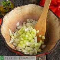 Hitra grahova juha z govedino