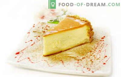 Klasična torta - vse sladice so sladice! Najboljši recepti za klasično torto za sladko življenje: preprosto in kompleksno