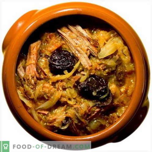 Braised Cabbage - najboljši recepti. Kako pravilno in okusno kuhati dušeno zelje.