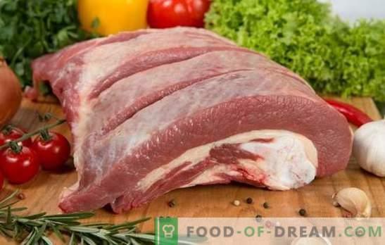 Goveje prsi - kuhajo dolgo časa, hitro se jedo! Recepti in značilnosti kuhanja govejega mesa v pečici in kotlu