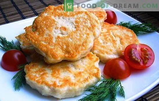 Piščančji koščki z majonezo - dajemo sočnost! Recepti navadnih in sesekljanih piščančjih krompirjev z majonezo