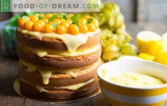 Limonina torta - Mood Charge! Recepti čudovitih peciv