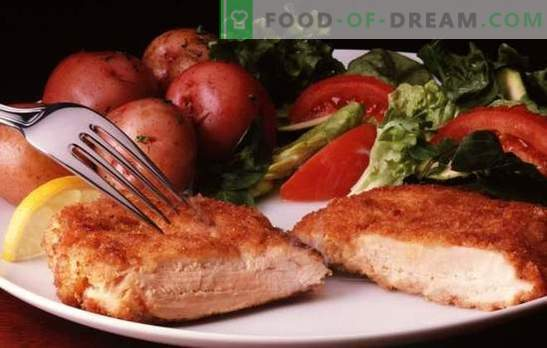 Turški zrezek: okusno in zdravo mesno meso. Izbor odličnih receptov za vsakodnevne purane