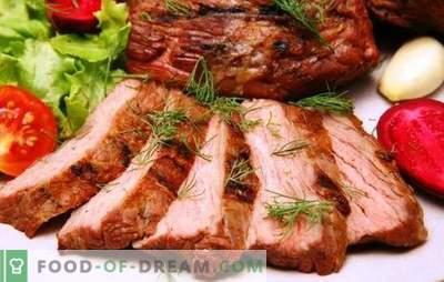 Pečeno meso v počasnem štedilniku - sočno! Kako speči meso v počasnem štedilniku: svinjina, govedina, jagnjetina, piščanec