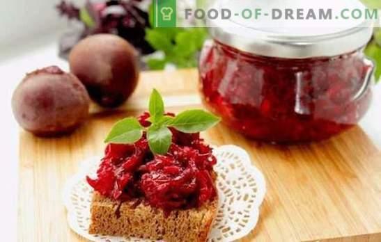 Kavijar za sladkorno peso za zimo - ne morete ga kupiti v trgovini! Recepti za najbolj slasten cvijetni kaviar za zimo: kuhani in ocvrti