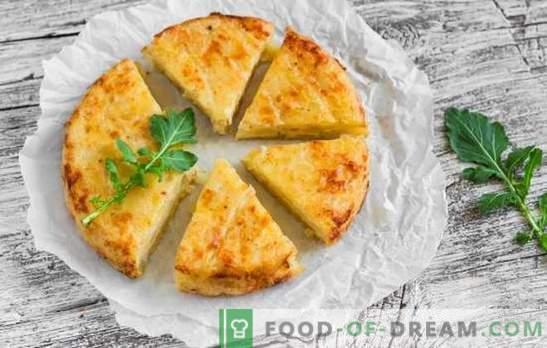 Biser španske kuhinje je španska tortilja. Odkrijte skrivnosti kuhanja španske tortilje doma