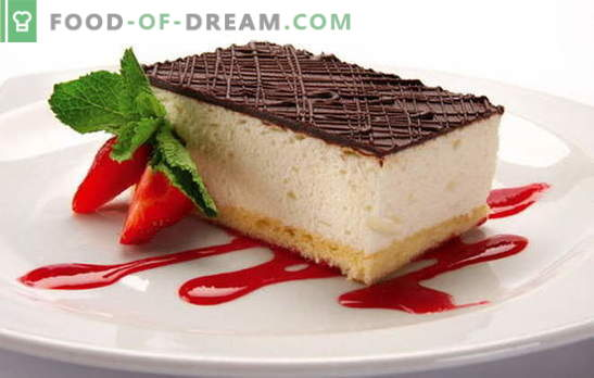 Cake perutninsko mleko recepti za najbolj okusno poslastico. Kuharska torta iz aviarnega mleka recepti te kulinarične mojstrovine