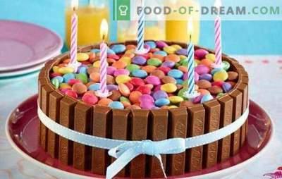 Čokoladne torte - neobičajno naslednje! Recepti izvirnih čokoladnih, belih in temnih čokoladnih pogačic