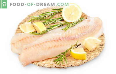How to cook a pollock fillet to make the fish juicy. How to cook pollock fillet in a pan, oven, multicooker