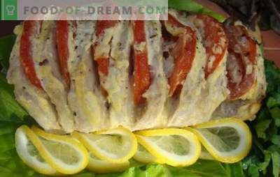 Cerdo con tomates: ¡unas vacaciones en la mesa! Recetas para carne de cerdo jugosa y sabrosa con tomates: fritos, guisados, al horno y con salsa