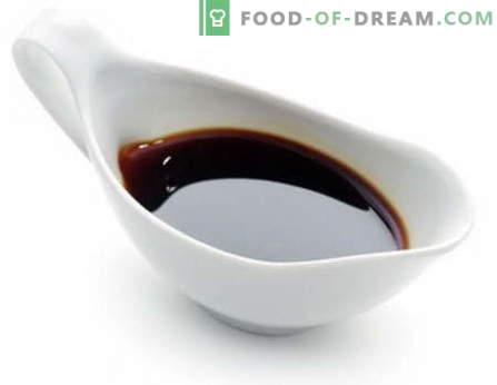 Teriyaki omaka - najboljši recepti. Kako pravilno in slastno pripraviti Teriyaki omako.