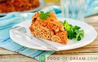 Bolognese z mletim mesom - italijanska omaka! Recepti za bolonjsko omako z mletim mesom in paradižnikom, gobami, vinom, paradižnikovimi pastami