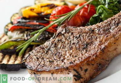 Странински садови за месо - најдобри рецепти. Како правилно и вкусно да се готви гарнир за месо.