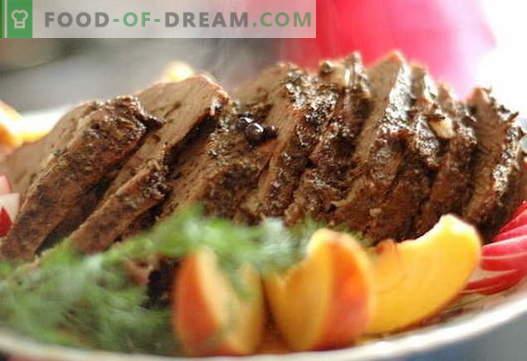 Multicooker meso - najboljši recepti. Kako pravilno in okusno kuhati meso v počasnem štedilniku.