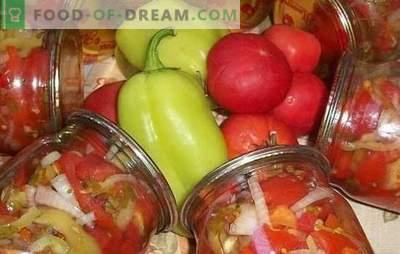 Kdo še ni preizkusil paradižnikove solate