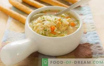 Ribje juhe za otroke: značilnosti uvoda v prehrano. Recepti za ribje juhe za otroke iz svežih rib in konzervirane hrane
