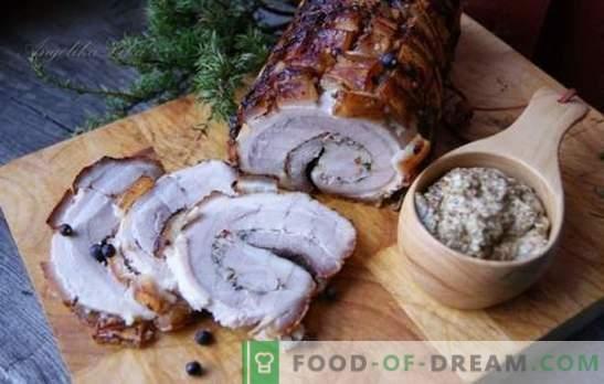 Breaking rolls - ustvarjalni pristop k enostavnemu celostnemu izdelku. Pripravite zvitek dojk za praznovanje in za vsak dan
