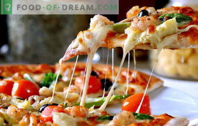 Recept za italijansko pico je malo potovanje v iskanju resnice. Poskusi pizzayolov v receptu italijanske pice