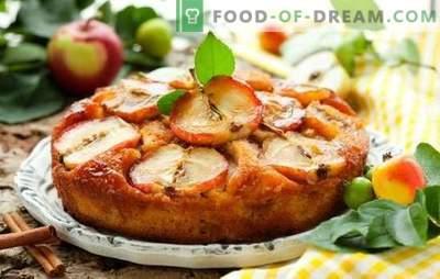 Jabolčna pita v počasnem štedilniku - okusna in preprosta sladica Različne možnosti jabolčne pite v počasnem štedilniku