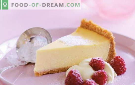 Mascarpone sira - kremasto pecivo. Recepti za vanilijo, skuto, jagodni kolač z mascarponejem