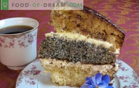 Troslojna torta