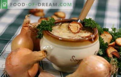 Klasična čebulna juha je najljubši recept Alexandra Dumasa! Recepti klasičnih čebulnih juh iz francoskega gurmana