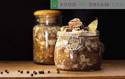 Kako pripraviti obara doma: uporabite avtoklav. Triki kuhanja okusnega domačega obara v avtoklavu