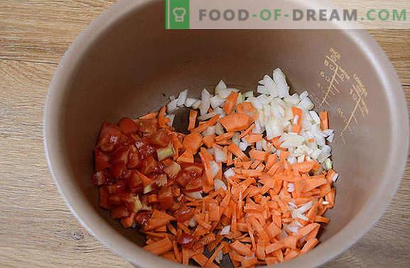Juha s svežim zeljem v počasnem štedilniku: hitra, enostavna, okusna! Avtorjev fotografski recept za kuhanje zelja iz svežega zelja v počasnem štedilniku