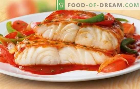 Ribe z zelenjavo v počasnem štedilniku - največja korist. Metode kuhanja rib z zelenjavo v počasnem štedilniku: pečeno, kuhano na pari, dušeno