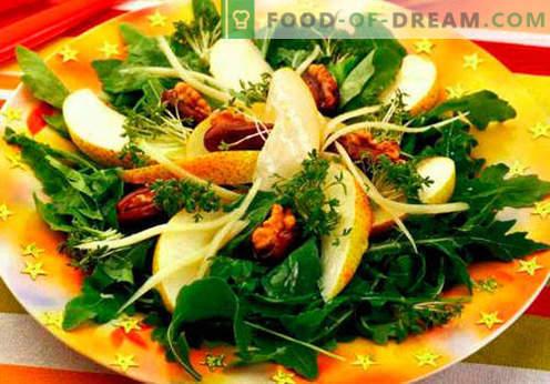 Italijanska solata - dokazani recepti. Kako kuhati italijansko solato.