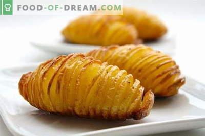 Krompir v počasnem štedilniku - najboljši recepti. Kako pravilno in okusno kuhati krompir v počasnem štedilniku.