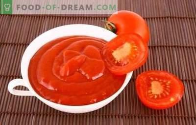 Marinada de tomate - în tot gustul ei! Retete pentru muraturi din paste si suc de rosii pentru diferite tipuri de carne, peste, pasari