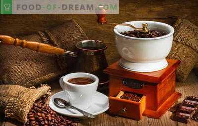 Kako kuhana kava na plinskem štedilniku je skrivnost izdelave pene. Kako narediti kavo v Turku na plinski štedilnik s peno, mleko, cimet, poper