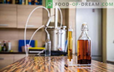 Viski doma - kako je narejen? Najboljši recepti za viskije, skrivnosti, tehnologijo in priporočila