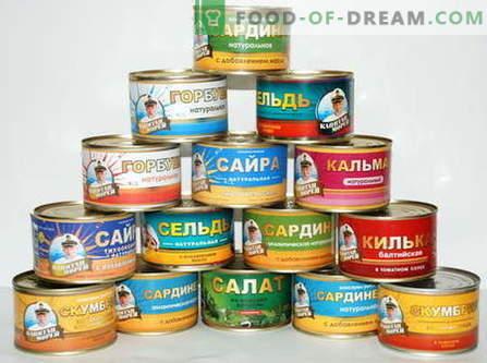 Konzervirana ribja juha - najboljši recepti. Kako pravilno in okusno kuhati juho iz konzerviranih rib.
