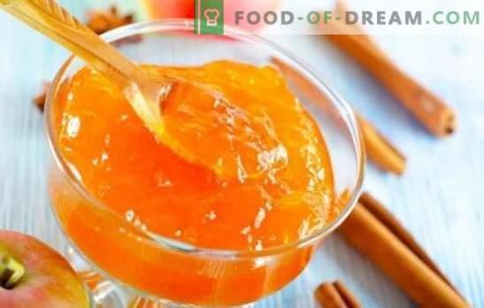 Jabolčni džem z oranžnim - star okus, nov okus! Recepti marmelade iz jabolk z pomarančami za zimo in samo tako