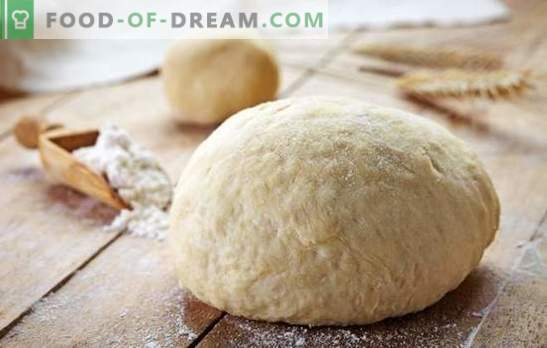 Dobra testa za kurnik je ključ do okusne tortice. Različni recepti za kvas, listnato testo, kefir, kislo smetano, margarino