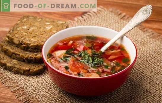 Ruski shchi: skrivnosti svetovne slave. Recepti stare in nove ruske juhe: kisla, sveža, zelena, s kvasom, s šparglji