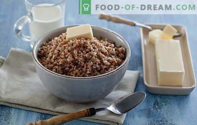 Ajdova kaša z mesom. Naučite se najboljših receptov za kuhanje ajdove kaše z mesom v ponvi, pečici, multicookerju