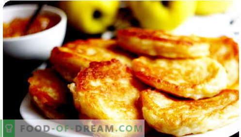 Kefir palačinke so najboljši recepti. Kako pravilno in okusno kuhamo palačinke na kefirju.