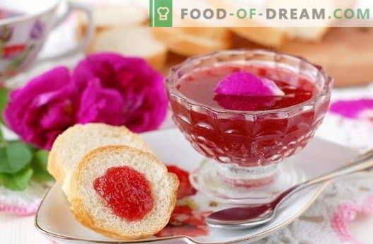 Rose Jam: Kako narediti džemove vrtnice