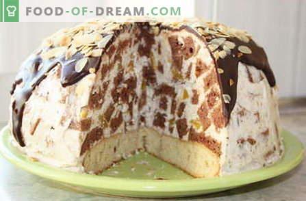 Pancho torta - najboljši recepti. Kako pravilno in okusno kuhati torto