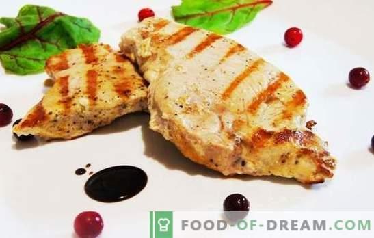 Turški zrezek je lahko sočen! Dokazani recepti za puranje z zelenjavo, češnjo, medom in pomarančami